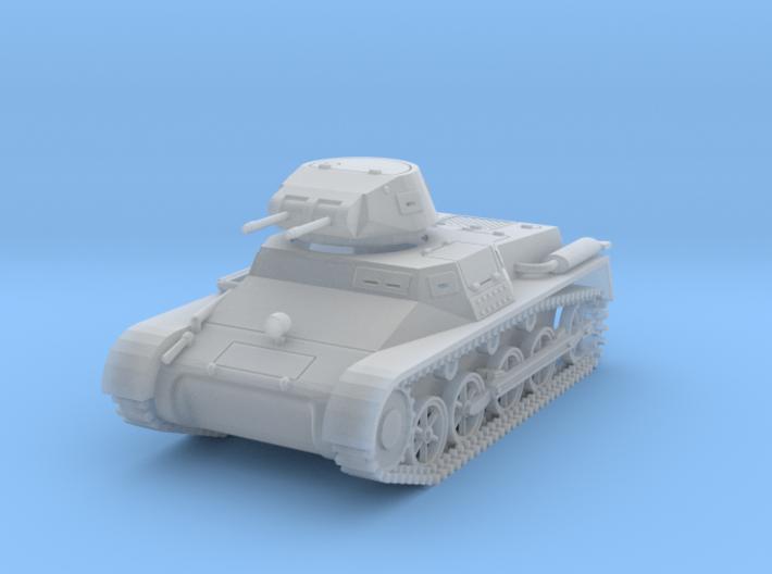 PV93B Pzkw I ausf A (1/87) 3d printed
