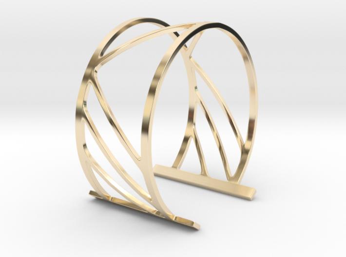 Subgeometric 2_Medium 3d printed