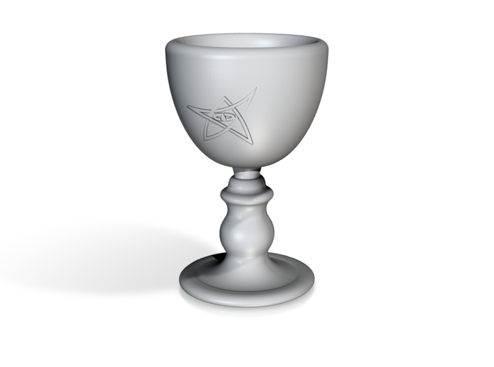 Cthulhu Goblet 3d printed