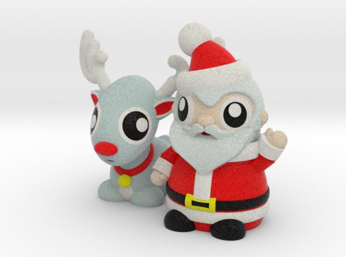 CHRISTMAS COLLECTION 2 3d printed