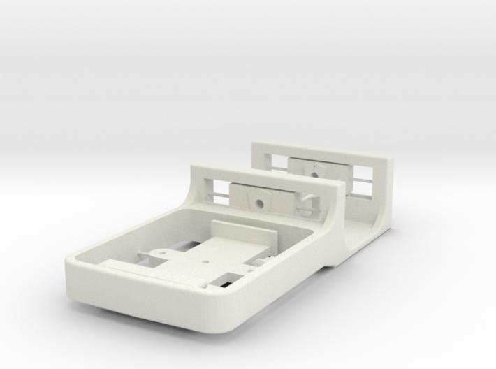 Tortoise Reverse Mechanism 3d printed