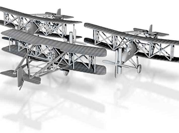 1/144 Royal Aircraft Factory FE8 3d printed
