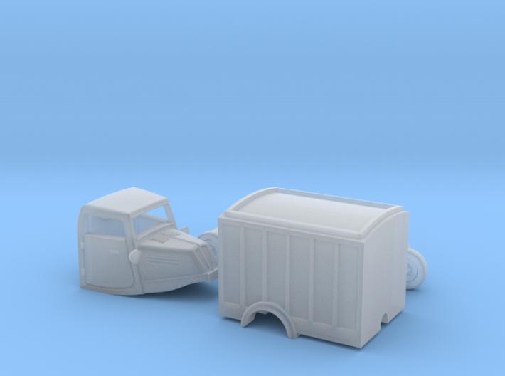 Tempo Dreirad Variante 1 / 1:160 3d printed