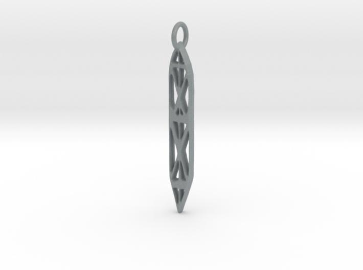 Abstract Sefirot 3d printed