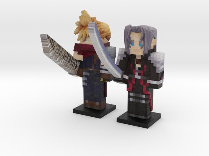 Showdown of Fate 3d printed