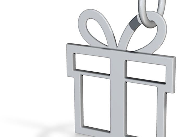 Christmas Keychain 3d printed