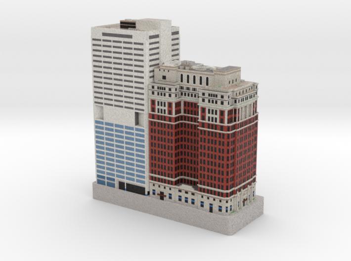 One Penn Center, The Phoenix - Philadelphia, PA 3d printed