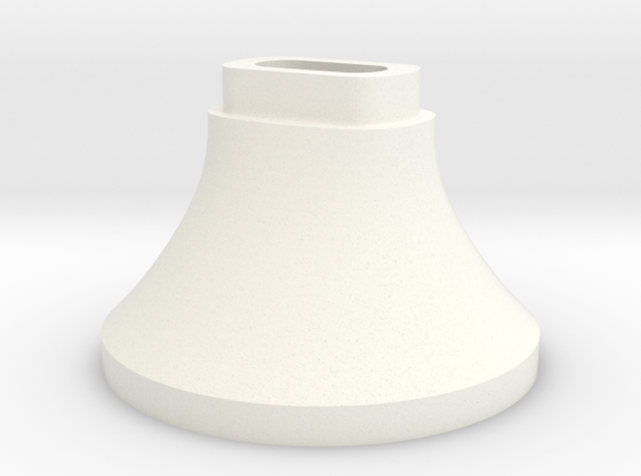 Pax 2 Tools: Funnel 3d printed