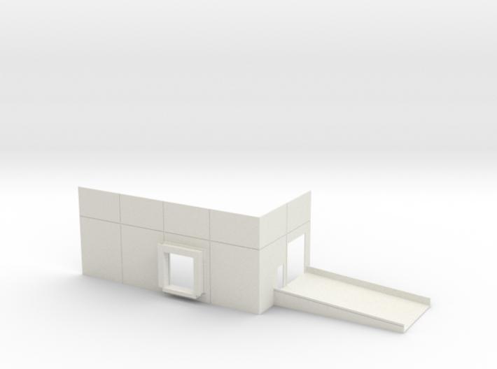 Rail Docks #4 3d printed