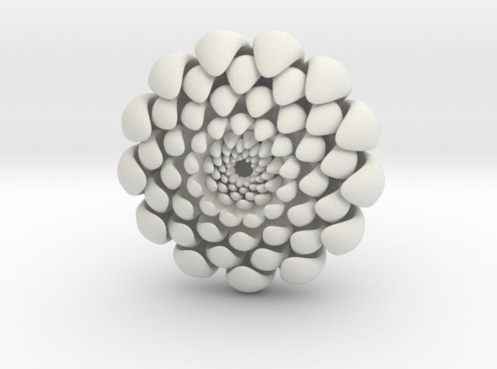 chrysanthemum -kiku- 3d printed