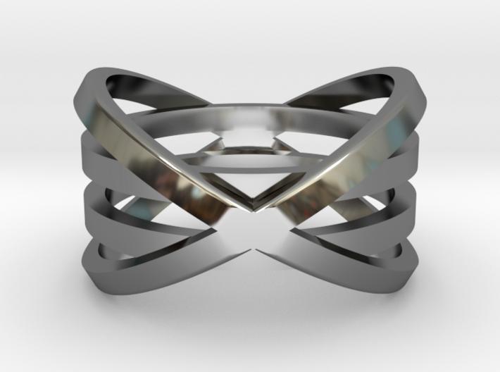 SphereRing 3d printed