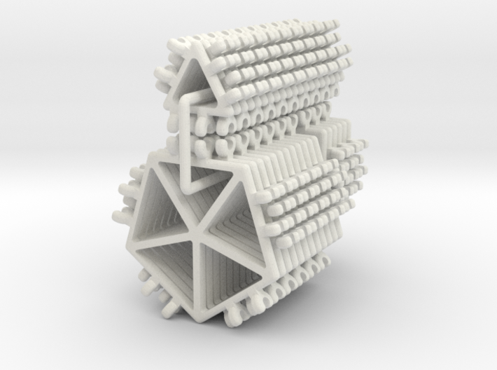 Platonic Solids Kit - part 1 of 2 3d printed