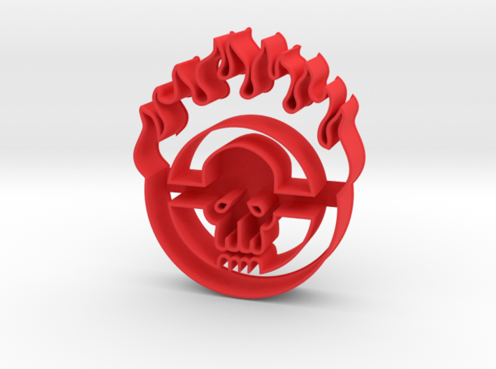 Mad Max: Fury Road - Cookie Cutter 3d printed