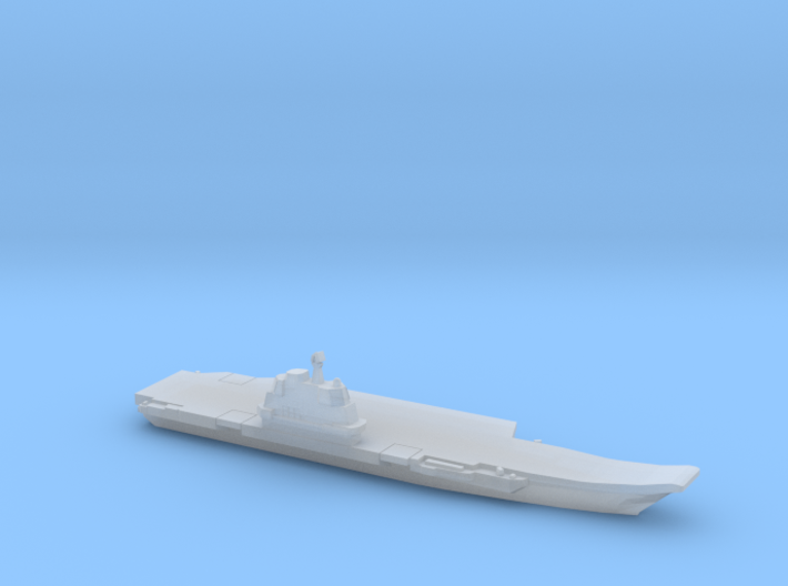 PLA[N] 001A Carrier (speculation), 1/6000 3d printed