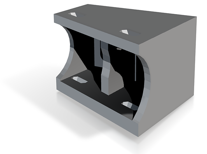 Brompton Bracket for Reelight SL120 3d printed