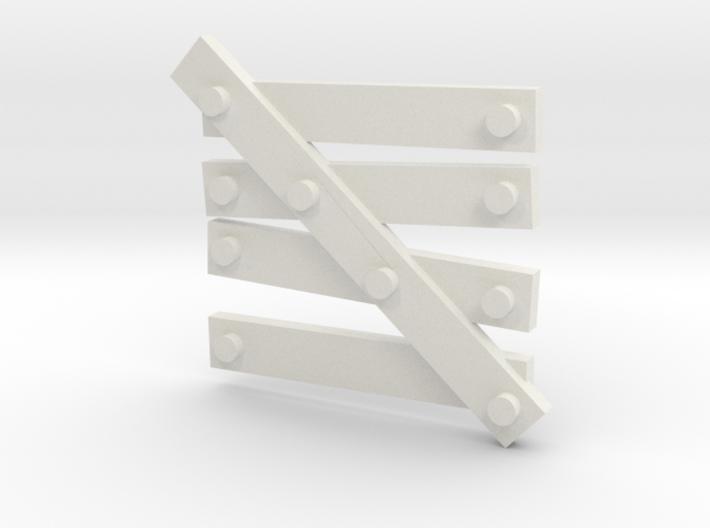 window Barricade type 1 3d printed