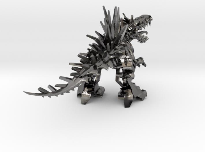 "Raptor V2 3 -  Metal (5.7"" - 145.2cm long) 3d printed"