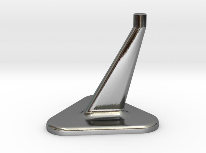 Model Stand / 3mm diameter on top 3d printed