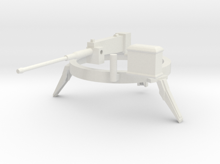 M20 APV Turret(1:18 Scale) 3d printed