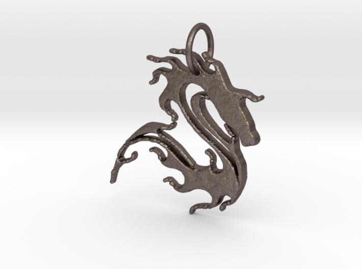 sea horse 3d printed
