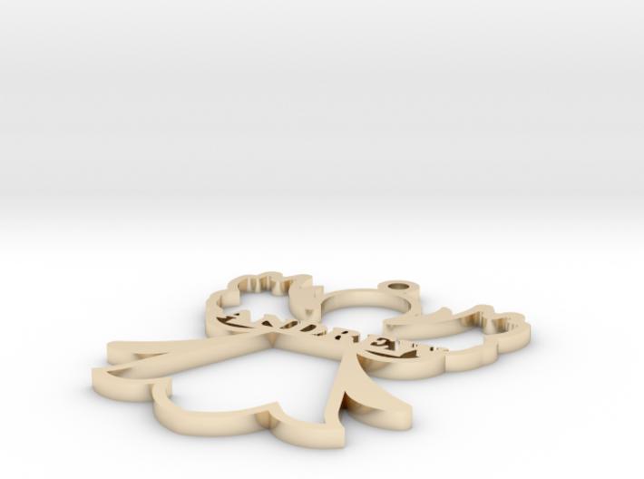 Andrew Angel Figurine 3d printed