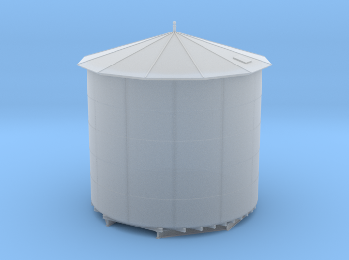 WATER TANK ONLY - HO SCALE 3d printed