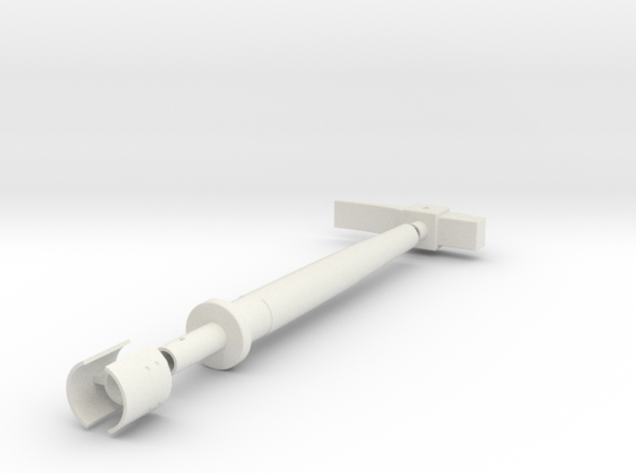 Moon Tools 1:1 Hammer Early Apollo 3d printed