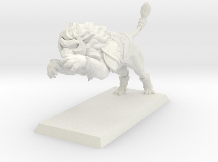 Lion 35mm 3d printed