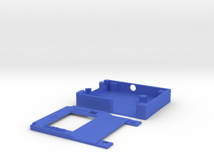 Commodore 64 UK1541 Case 3d printed
