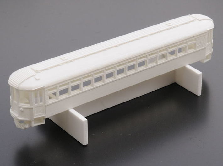 CNSM 712 - 733 series coach 3d printed Sprayed in grey primer