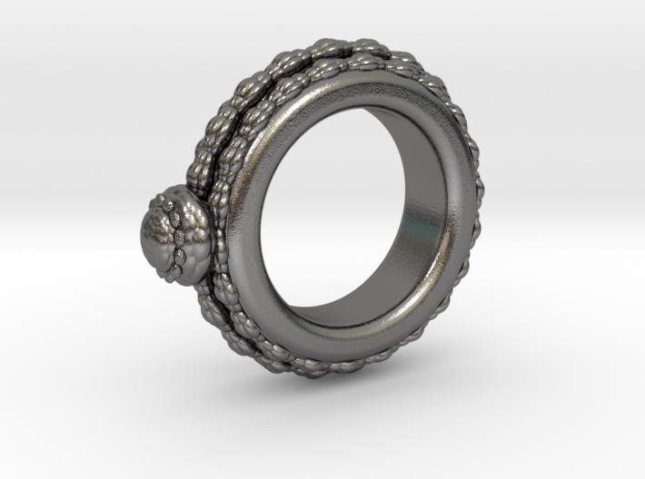 Alien Egg Ring Alfa Ver2 3d printed