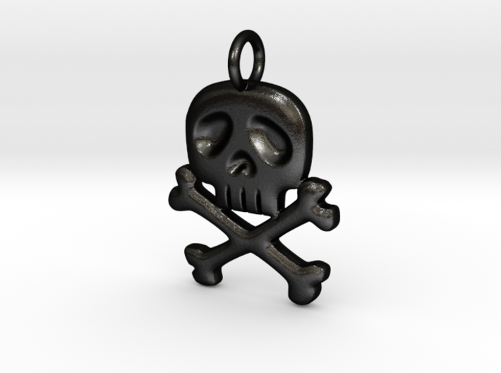 Space Captain Harlock | Pendant 3d printed