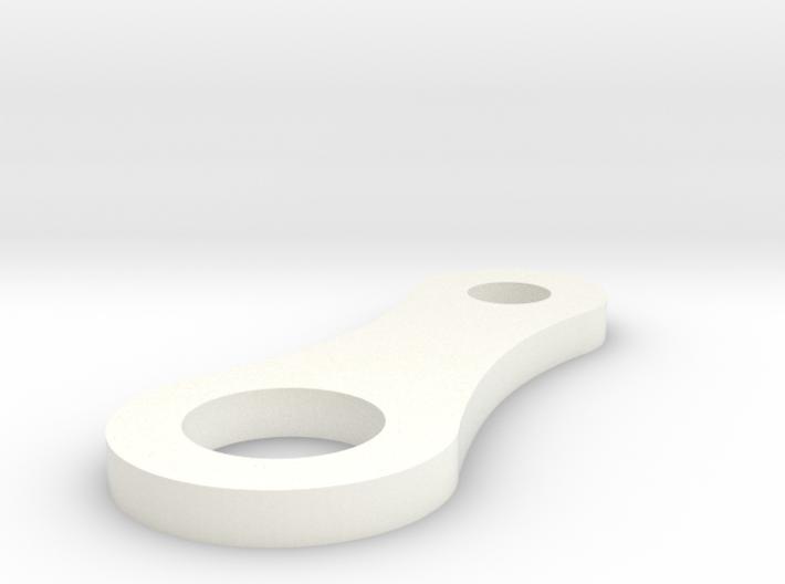 Key Holder Ring2 3d printed