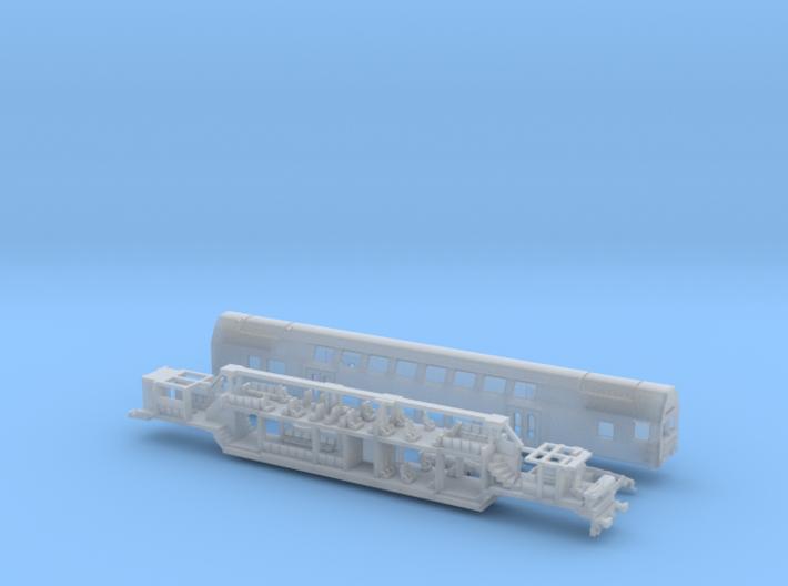 DABuzfa777 'Schrankwand' Steuerwagen 3d printed