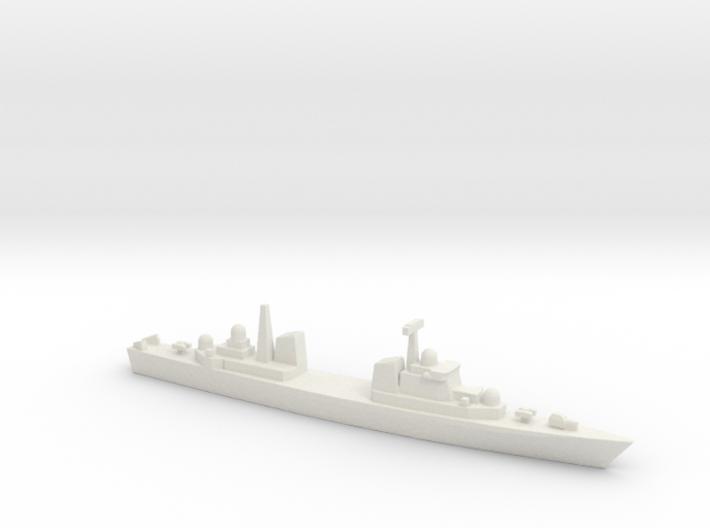 Type 43 w/ barrels, 1/3000 3d printed