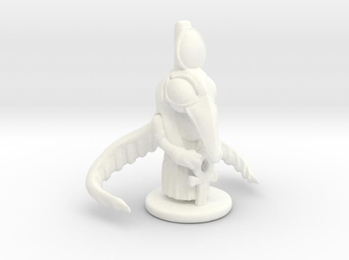 egytian´chibi model 4 3d printed