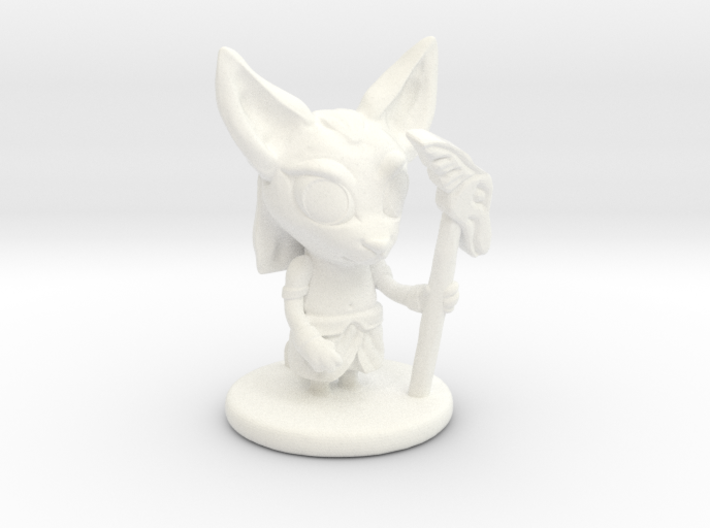 egytian´chibi model 3 3d printed