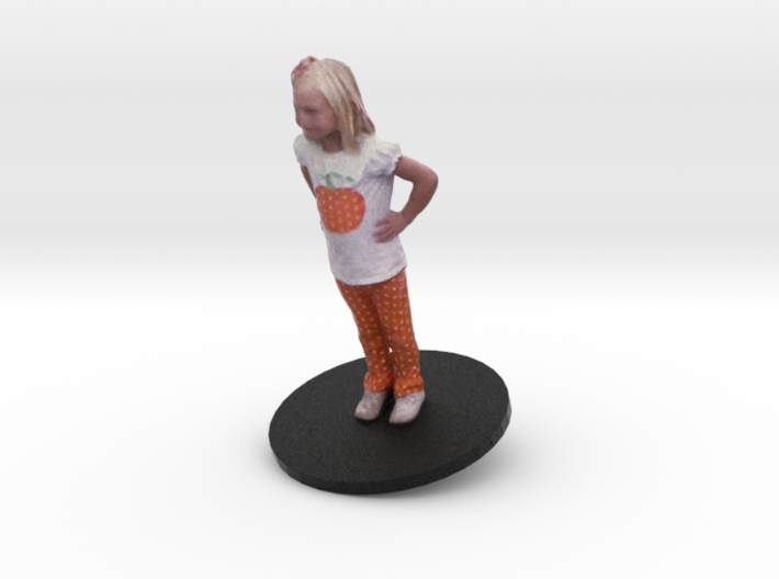 Kaelyn Lamar 3d printed