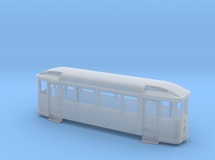 BW 12 der Lockwitztalbahn in Spur H0m 3d printed