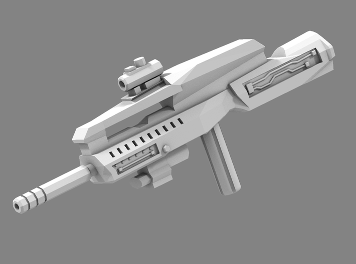 Weapons Of Unrest V2 3d printed