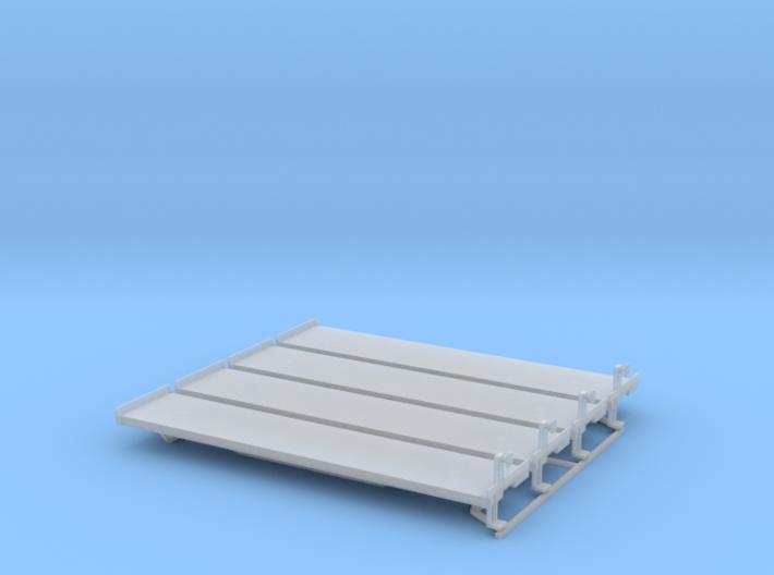 RKLX - detailed - set of 4 3d printed