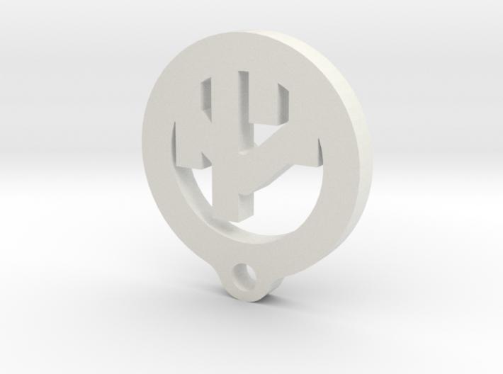 Chevron 3d printed