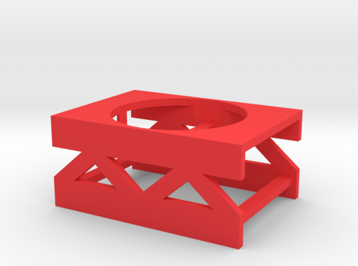 Arcade Girder Display Stand 3d printed