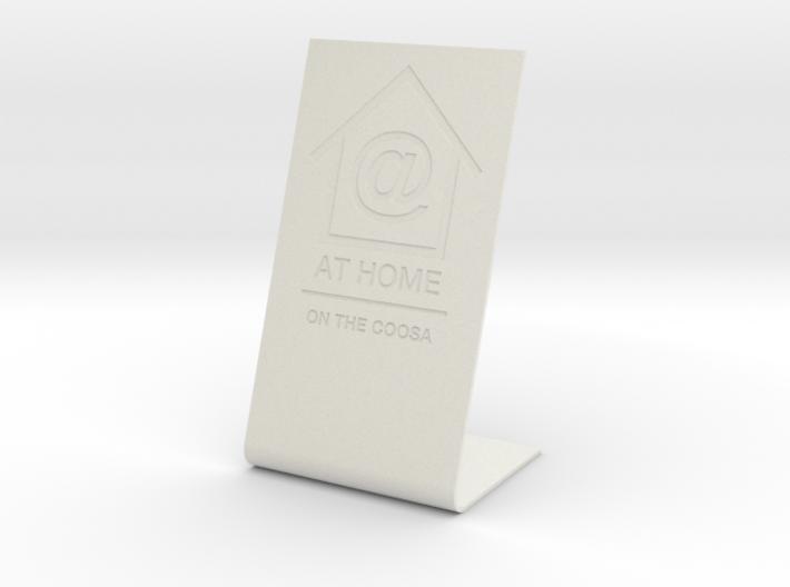 At Home display — custom job 3d printed