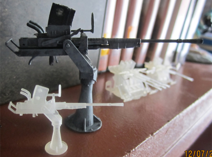 1/35 IJN Type 96 25mm Single 3d printed 1/72 and 1/35 scale