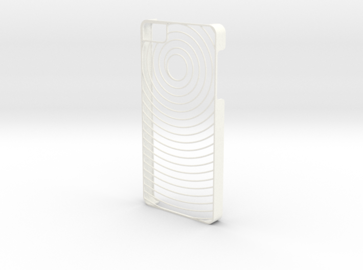 Spiral Iphone 5S case 3d printed