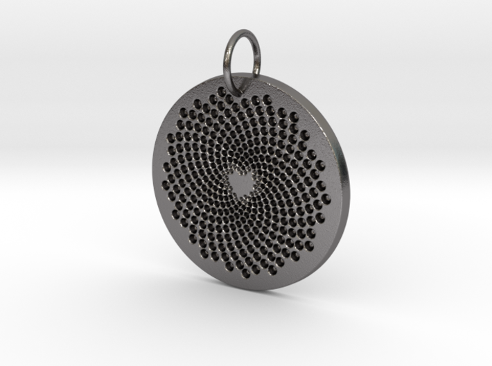 Sunflower Heart 3d printed
