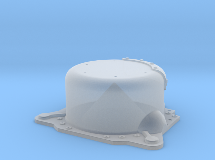 1/32 Lenco 7.5 Inch Deep Bellhousing (With Starter 3d printed