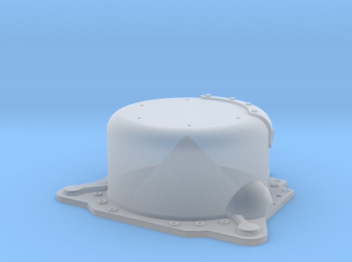 1/43 Lenco 7.5 Inch Deep Bellhousing (With Starter 3d printed