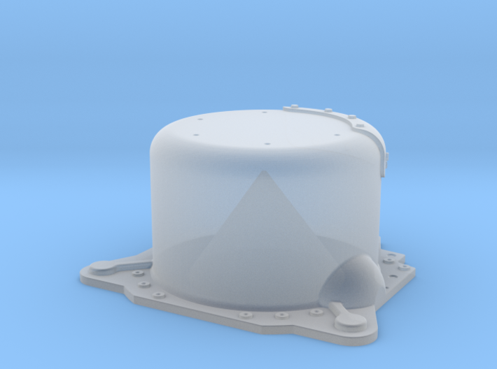 1/32 Lenco 9.4 Inch Deep Bellhousing (With Starter 3d printed